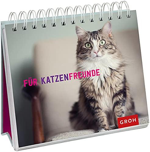 9783848513680: F�r Katzenfreunde: Aufstellbuch