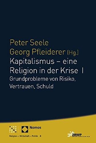 Kapitalismus - eine Religion in der Krise I: Georg Pfleiderer