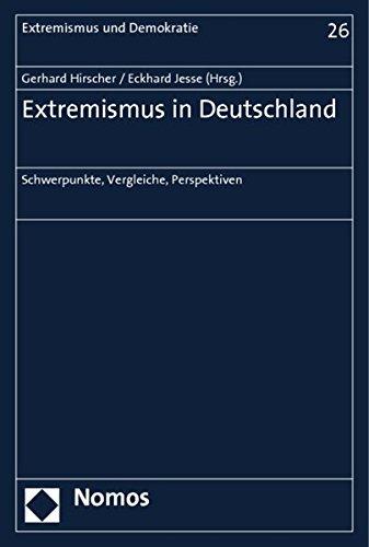 Extremismus in Deutschland: Gerhard Hirscher