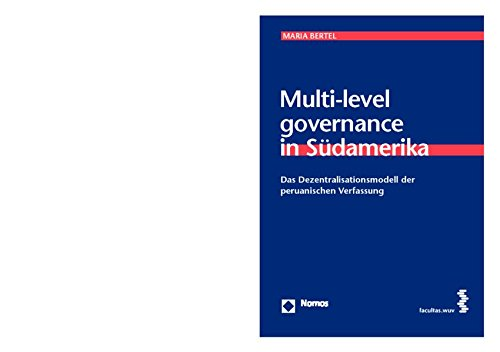Multi-level governance in Südamerika: Maria Bertel