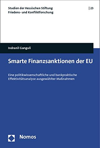 Smarte Finanzsanktionen der EU: Indranil Ganguli
