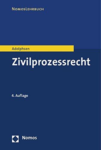 9783848705894: Zivilprozessrecht (Nomoslehrbuch)