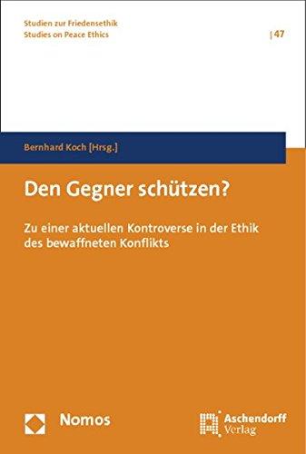 Den Gegner schützen?: Bernhard Koch