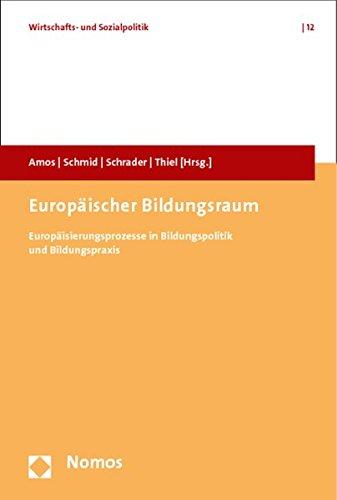9783848708413: Europäischer Bildungsraum