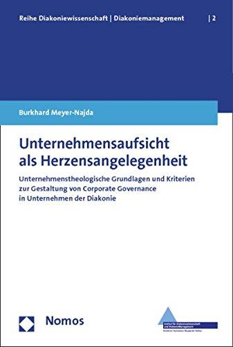 Unternehmensaufsicht als Herzensangelegenheit: Burkhard Meyer-Najda