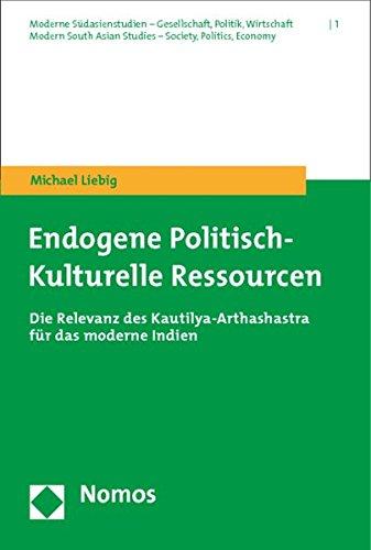 Endogene Politisch-Kulturelle Ressourcen: Michael Liebig