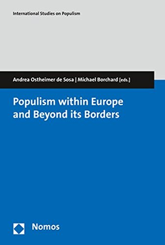 9783848711406: Populism within Europe and Beyond its Borders (International Studies on Populism)