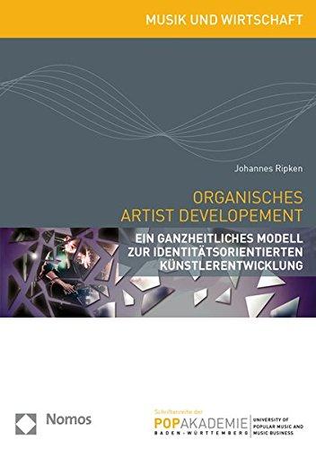 Organisches Artist Development: Johannes Ripken