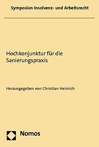 Hochkonjunktur für die Sanierungspraxis: Christian Heinrich