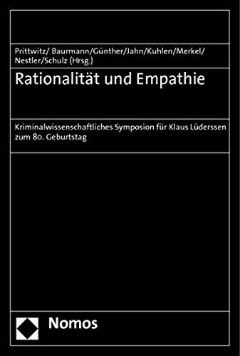 Rationalität und Empathie: Cornelius Prittwitz