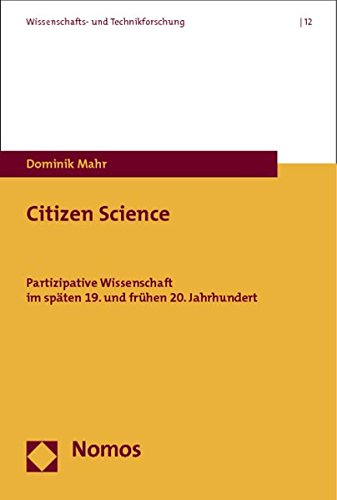 Citizen Science: Dominik Mahr