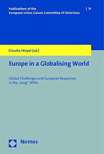 Europe in a Globalising World: Claudia Hiepel