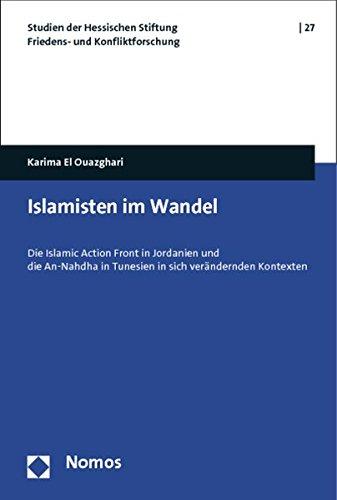 Islamisten im Wandel: Karima El Ouazghari