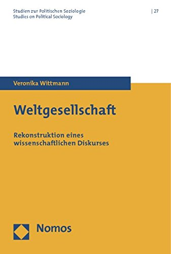 Weltgesellschaft: Veronika Wittmann