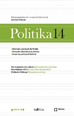 Politika 14: Günther Pallaver