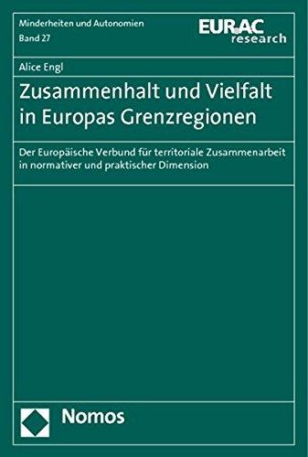 Zusammenhalt und Vielfalt in Europas Grenzregionen: Alice Engl