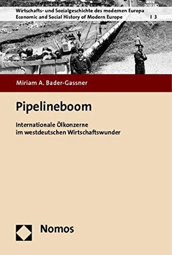 Pipelineboom: Miriam A. Bader-Gassner