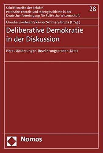 Deliberative Demokratie in der Diskussion: Claudia Landwehr