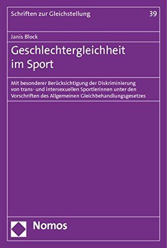 Geschlechtergleichheit im Sport: Janis Block