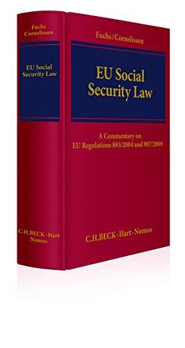 EU Social Security Law: Maximilian Fuchs