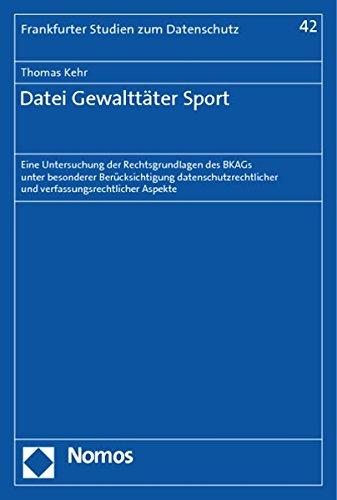 Datei Gewalttäter Sport: Thomas Kehr