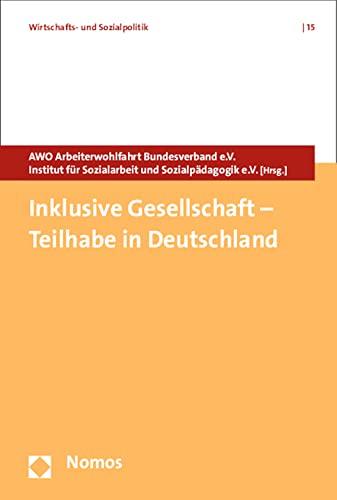9783848719501: Inklusive Gesellschaft - Teilhabe in Deutschland