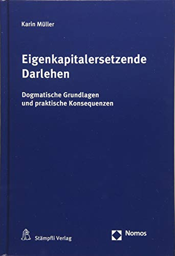 Eigenkapitalersetzende Darlehen: Karin Müller