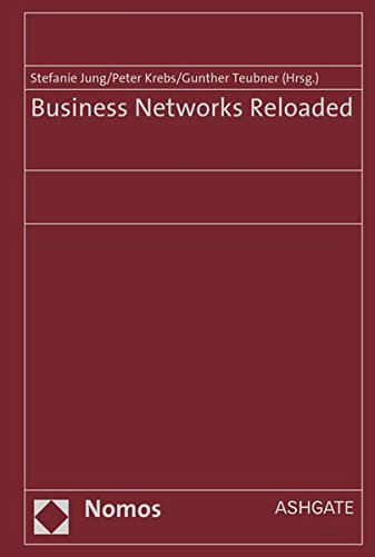 9783848720385: Business Networks Reloaded