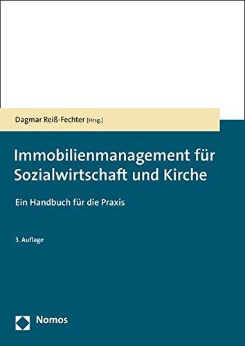 9783848722143: Immobilienmanagement für Sozialwirtschaft und Kirche: Handbuch für den Praktiker