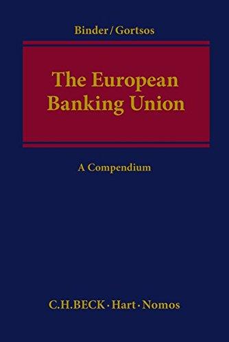 9783848724017: The European Banking Union