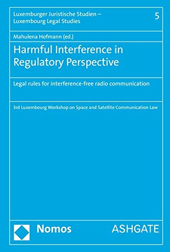 Harmful Interference in Regulatory Perspective: Mahulena Hofmann