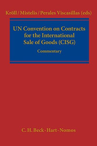 9783848724925: UN Convention on Contracts for the International Sale of Goods (CISG)