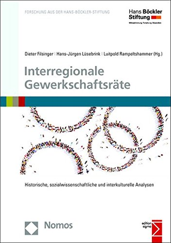Interregionale Gewerkschaftsräte: Dieter Filsinger