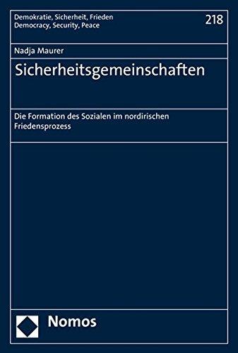 Sicherheitsgemeinschaften: Nadja Maurer