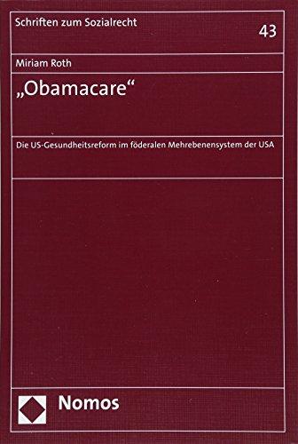 Obamacare: Miriam Roth
