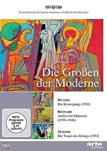 9783848810154: Die Gro�en der Moderne: Picasso / Bonnard / Matisse [Alemania] [DVD]