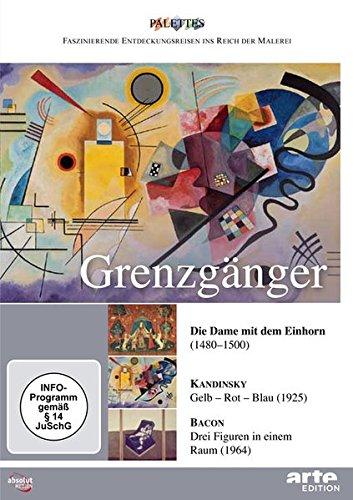 9783848810178: Grenzgänger: Die Dame mit dem Einhorn/Kandinsky/Bacon [Alemania] [DVD]