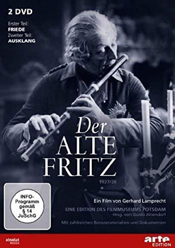 9783848830015: Der alte Fritz - Teil 1: Der Friede / Teil 2: Ausklang [2 DVDs]
