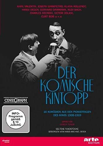 9783848839001: Der komische Kinotipp [Alemania] [DVD]