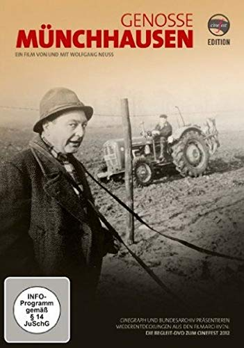 9783848839018: Genosse Münchhausen, 1 DVD