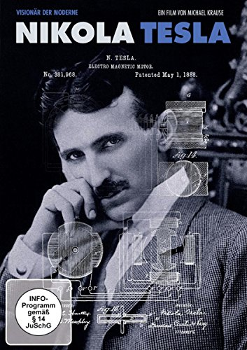 9783848840014: Nikola Tesla - Visionär der Moderne [Alemania] [DVD]