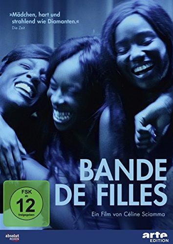 9783848870158: Bande de filles (OmU) [DVD]
