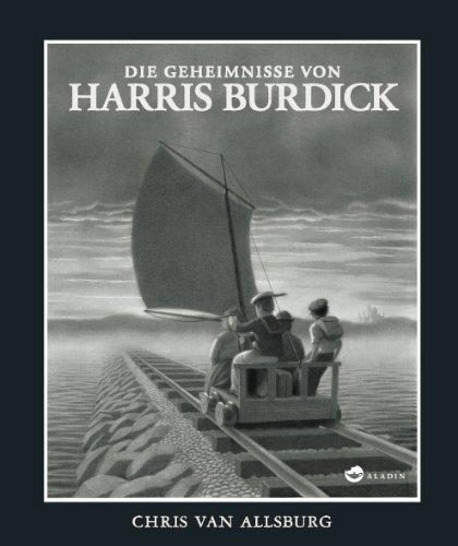 9783848900633: Die Geheimnisse von Harris Burdick