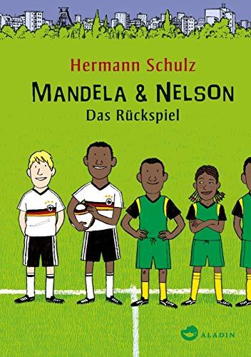 9783848920082: Mandela & Nelson: Das R�ckspiel