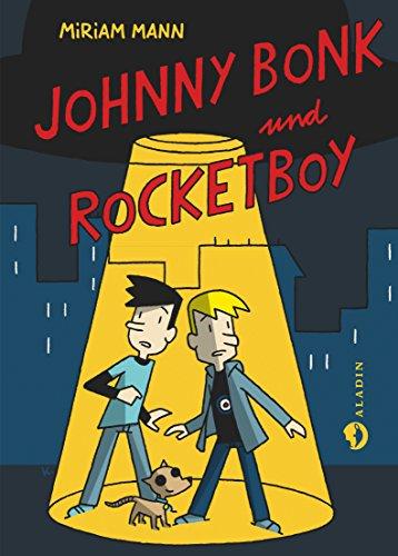 9783848920563: Johnny Bonk & Rocketboy