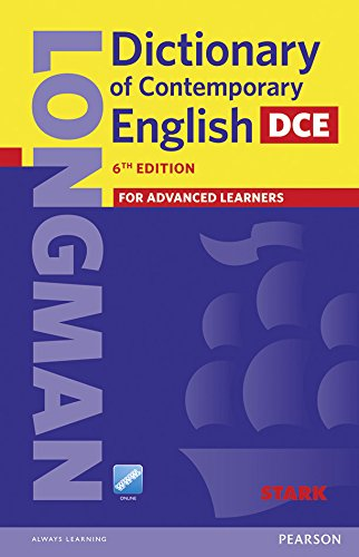 9783849008529: Longman Dictionary of Contemporary English DCE: for advanced learners