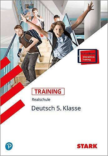 9783849009205: Training Deutsch 5. Klasse Realschule mit interaktivem eBook
