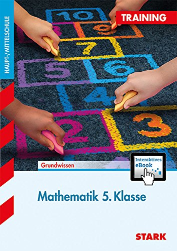 9783849015756: Training Haupt-/Mittelschule - Mathematik 5. Klasse + ActiveBook