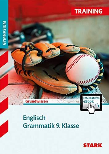 9783849015954: Training Gymnasium - Englisch 9. Klasse Grammatik + ActiveBook
