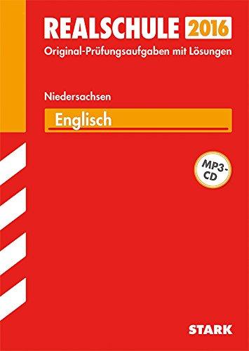9783849017644: Abschlussprüfung Realschule Niedersachsen - Englisch mit MP3-CD